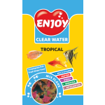 Hrana pentru Pesti Enjoy Tropical Mix Flake 250ml