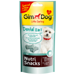 Gimdog Nutri Snacks Dental 2in1 40gr