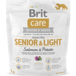 Hrana pentru caini Brit Care Grain-Free Senior Salmon and Potato