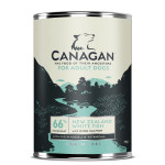 Canagan Dog Peste Alb&Somon 395gr