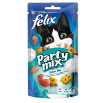 Recompense pentru pisici Felix Party Mix Seaside Mix 60gr