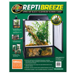 Terariu Repti Breeze Small 41X41X51cm
