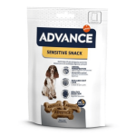 Recompensa pentru caini Advance Dog Sensitive Snack 150 gr