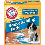 Covor absorbant Fresh'n Clean Puppy 57X57cm 50 buc