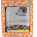 Cunipic Naturalis Chinchilla 1.36kg Happy Pack