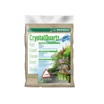 Nisip Dennerle Crystal Quartz Gravel natural white 10kg