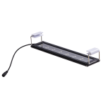 Lampa cu led Fishguard Black YS-E08 12W