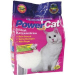 Nisip Silicat Power Cat 8 Litri/3.3 kg