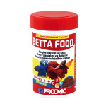 Hrana pentru pesti Betta Food Prodac 100ml/30g