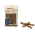 Beeztees Recompensa Snack Strips cu Pui 150g