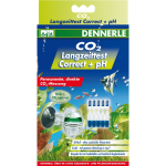 Test permanent CO2 + pH Dennerle Test Correct
