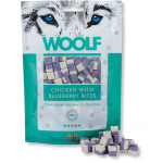 Recompensa caini Woolf Snack pui si coacaze 100 gr