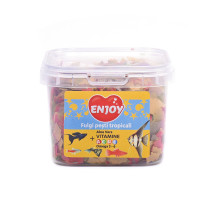 Enjoy Fulgi Pesti Tropicali 26 gr / 225 ml