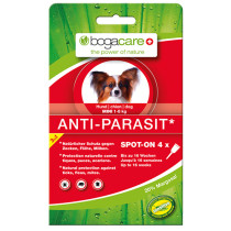 Bogacare Pipeta Antiparazitare Caine Mini 4x0.75 ml