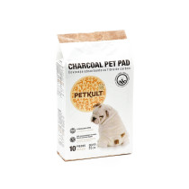 Petkult Pet Pad Charcoal 60X90 cm 10buc/set