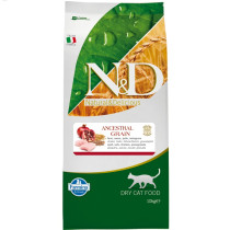N&D Cat Low Grain Pui&Rodie 10kg