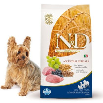 N&D Low Grain Miel&Afine Adult Mini 12kg