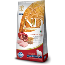 N&D Low Grain Pui&Rodie Adult Maxi 12kg