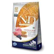 N&D Low Grain Miel&Afine Adult Mediu 12kg