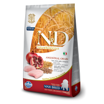N&D Low Grain Pui&Rodie Puppy Maxi 12kg