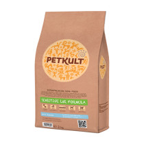 PetKult Sensitive Maxi Junior cu Miel si Orez 2 kg