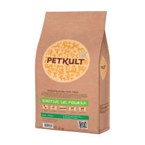 PetKult Sensitive Mini Adult cu Miel si Orez 2 kg