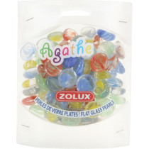 Sticla Decorativa Plata Mix 400gr