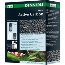 Material filtrant Dennerle Nano Active Carbon