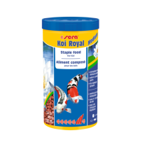 Hrana pentru pesti koi Sera Koi Royal Medium 1000ml