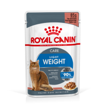 Hrana umeda pentru pisici Royal Canin Light Weight Care 85g