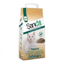 Asternut Natural Organic Sanicat 5L