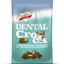 Stuzzy Snack Dog Dental Croc 80 gr