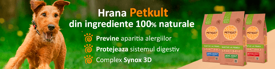 Petkult - ingrediente 100% naturale | Animax.ro
